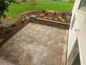 Paver Patios and Walks